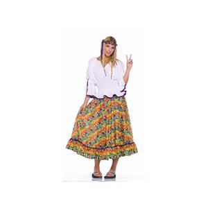 Forum Novelties Women's Generation Hippie Woodstock Girl Adult Costume
