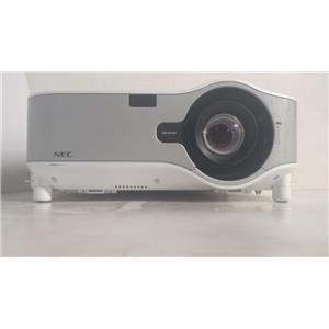NEC NP1150 LCD PROJECTOR ( 1547 LAMP HOURS USED)