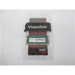 VisionTek A9413666 DDR4 - 8GB - SO-DIMM 260-pin - 2400 MHz / PC4-19200