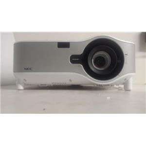NEC NP1150 LCD PROJECTOR ( 1047 LAMP HOURS USED)