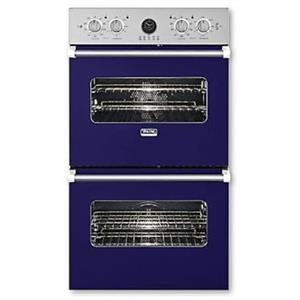 Viking Professional Premiere Series VEDO5272CB 27 Inch Double Electric Wall Oven