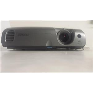 EPSON EMP-X3 LCD PROJECTOR (793 LAMP HOURS USED)