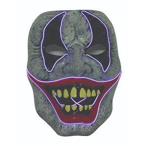 Forum Novelties LED Evil Clown Purge Light Up Mask