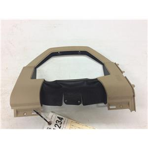 2011-2013 Ford F350 F450 F550 Lariat gauge cluster surround 'camel' as31234