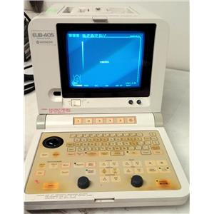 HITACHI EUB-405 ULTRASOUND SYSTEM
