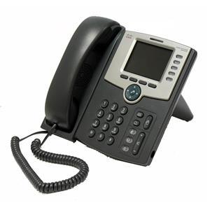 Cisco SPA525G2 5-Line Color LCD VoIP Office desktop Phone WiFi & Bluetooth MP3