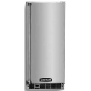 Marvel Professional Series MPRO30IMTBSR 15 Inch Built-in Ice Maker