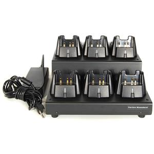 Vertex Standard VAC-6300 6-Unit 2-Way Radio Multi-Charger