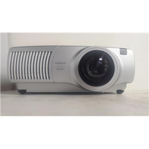 HITATCHI CP-SX1350 PROJECTOR (220 LAMP HOURS USED)