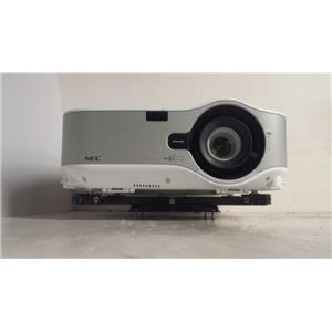 NEC NP3250W LCD PROJECTOR (LAMP HOURS USED 1863)
