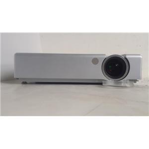 PANASONIC PT-LB60U LCD PROJECTOR(668 LAMP HOURS USED)