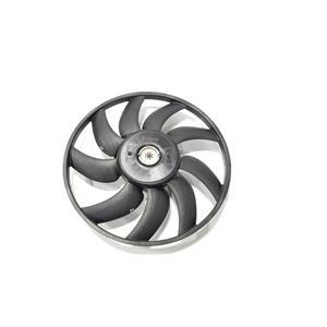 Audi A4 A5 Q5 Right Passenger Side Radiator Cooling Fan 9 Blade 8K0959455 OEM