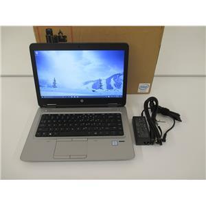 "HP V4A08UP#ABA ProBook 640 G2 -14""- Core i5-6300U 2.4GHZ 8GB 500GB W10P"
