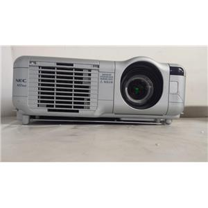 NEC MT860 LCD PROJECTOR (2131 LAMP HOURS USED)