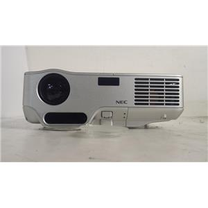 NEC NP60 DLP PROJECTOR (690 LAMP HOURS USED)
