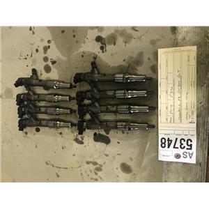 2008-2010 Ford F250 F250 F450 8 fuel injectors as53748