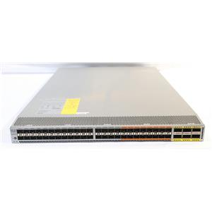 Cisco Nexus N5K-C5672UP 48-Port SFP+ & 6-Port QSFP+ Switch w/ LAN ENTERPRISE