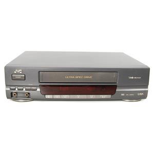 JVC HR-J420U Ultra Spec Drive 4-Head VHS VCR Recorder