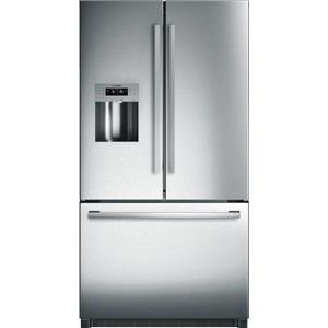 Bosch 36 Inch MultiAirFlow™ Cooling System French Door Refrigerator B26FT50SNS (PRICE)
