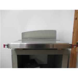 Thermador 36 Inch Telescopic Design Stainless Downdraft Hood UCVM36RS