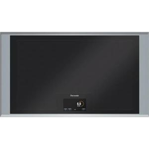 """Thermador Freedom 36"""" Digital Touch-Screen Black Induction Cooktop CIT36XKB"""
