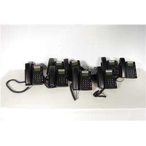 Lot of 10 Polycom VVX201 IP Phones 2201-40450-001 TESTED