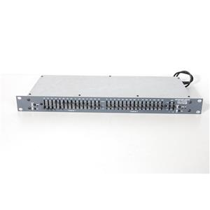 BIAMP Advantage mEQ152 Rack Mount Professional Equalizer (No Power Supply)