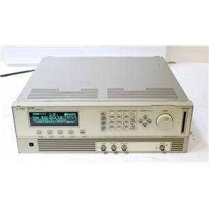 HP Agilent 8114A 100V 2A 15MHz High Power Pulse Generator OPT 001 FOR PARTS
