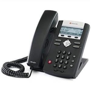 Polycom SoundPoint IP335, POE IP Phone 2200-12375-025