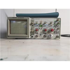 TEKTRONIX 2235 100MHZ AN/USM-488  2 CH OSCILLOSCOPE