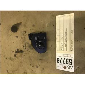 1998-2002 Dodge Cummins 2500 3500 headlight switch tag as53776