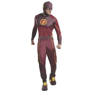 The Flash TV Series Superhero Adult Costume Standard Size