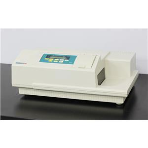 Molecular Devices SpectraMax Plus Microplate Reader Cuvette Spectrophotometer