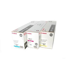 New Canon GPR-11 Yellow 7626A001AA Cyan 7628A001AA Magenta 7627A001AA Toner