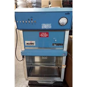 Nuaire NU-425-200 Laminar Flow Biological Safety Cabinet Fume Hood