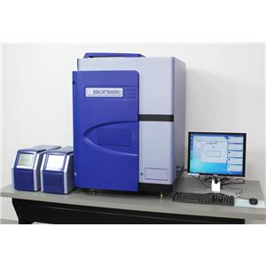 Fluidigm BioMark Genetic Chemistry Real-Time PCR Analysis IFC Controller MX HX