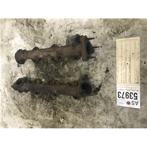 2011-2013 Ford F350 6.7L Powerstroke exhaust manifolds as53973