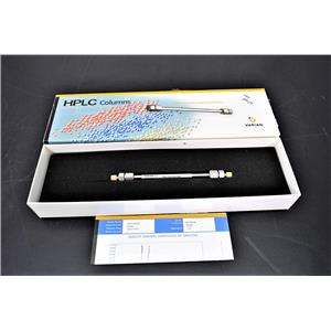 """NIB"" Varian A2001150X020 Pursuit 3u C18-A 150x2.0mm HPLC Column with Warranty"