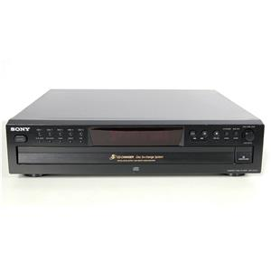 Sony CDP-CE275 5 Disc CD Changer