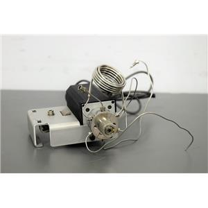 HPLC 6-port Injection Valve w/ Vici ETMA 24v Motor & 5mL Dampener Coil Warranty