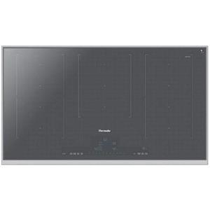 Thermador Masterpiece Series 36 Inch HeatShift Induction Cooktop CIT367TMS