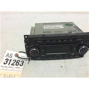 2003-2005 Dodge 2500,3500 factory stereo tag as31263