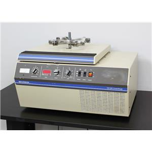 Beckman Coulter GS 6R Refrigerated Benchtop Centrifuge w/ GH-3.8 Rotor