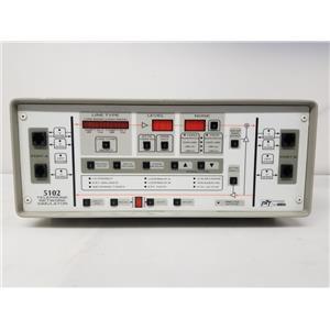PTT 5102 Telephone Network Simulator
