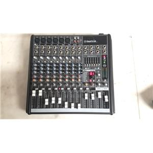 MACKIE PROFX12 12 CHANNEL PROFESSIONAL MIC/LINE MIXER WITH FX