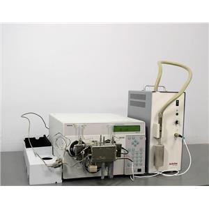 Tested Varian Prepstar SD1 Solvent Delivery Pump/Julabo FT401 Immersion Chiller