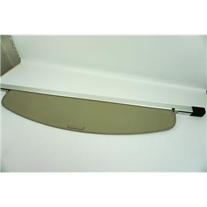 2007-2012 Mazda CX7 Rear Cargo Cover with Handle and Retractable Privacy Shade