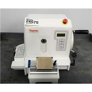 Thermo Shandon Finesse ME+ Microtome For Parts