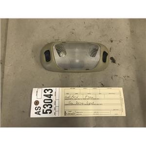 2005-2007 Ford F250/F350/F450/F550 tan dome light bezel as53043