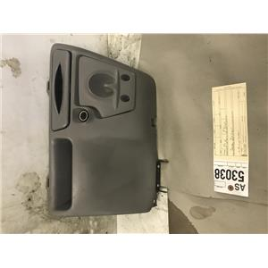 2005-2007 Ford f350 lower dash with cup holders and aux switches as53038